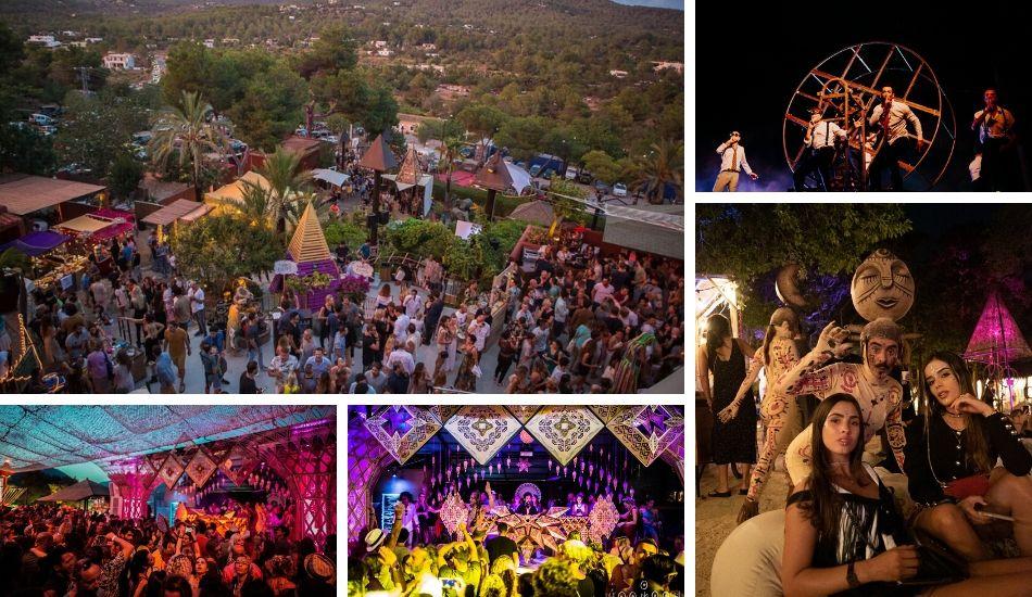 Ibiza hotspots 2020 WooMoon