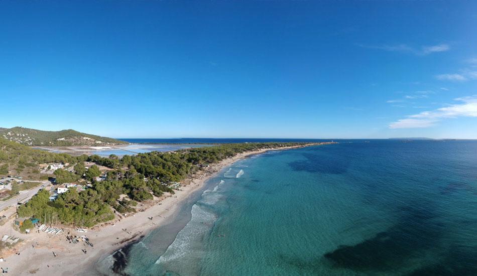 bezienswaardigheid Las Salinas Ibiza