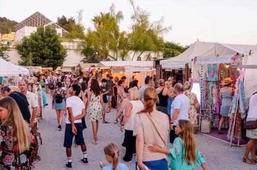 Las Dalias bezienswaardigheid Ibiza