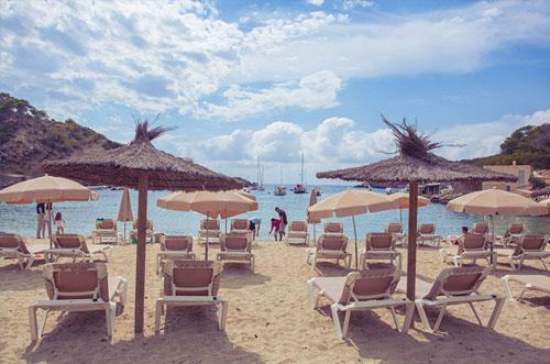 Mooiste stranden Ibiza Cala Vadella
